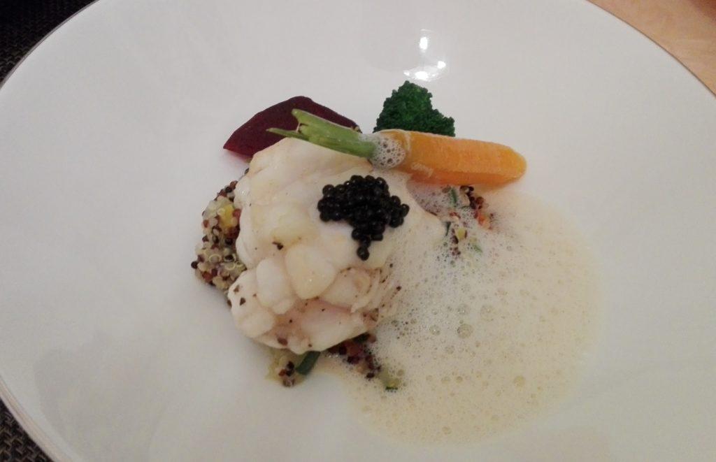 Weinseminar-Fisch
